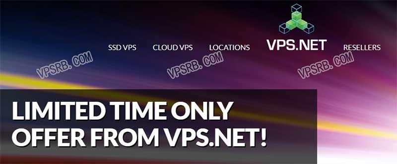 Vps.net 65 折促销,部分机房套餐内存+SSD 翻倍
