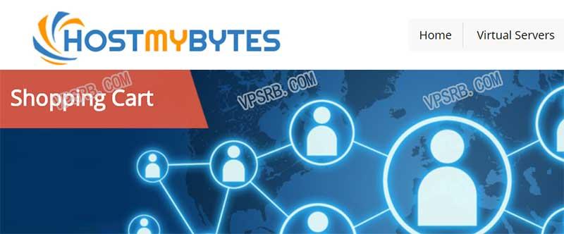 hostmybytes 2018新年新套餐 512M KVM VPS 年付仅需