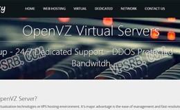 #黑五特惠# Dedicenter 超便宜VPS KVM 年付9.99美元 1核/1G/100Mbps不限流量