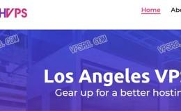 TechVPS洛杉矶,KVM/512M内存/1T流量/100Mbps/年付9美元