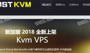 HostKVM香港,KVM/2核/2G/30G硬盘/500G流量/80Mbps/月付54元