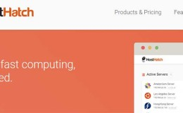 #黑五# hosthatch,大盘鸡/Storage KVM VPS/700M内存/750G硬盘/2T流量/年付35美元